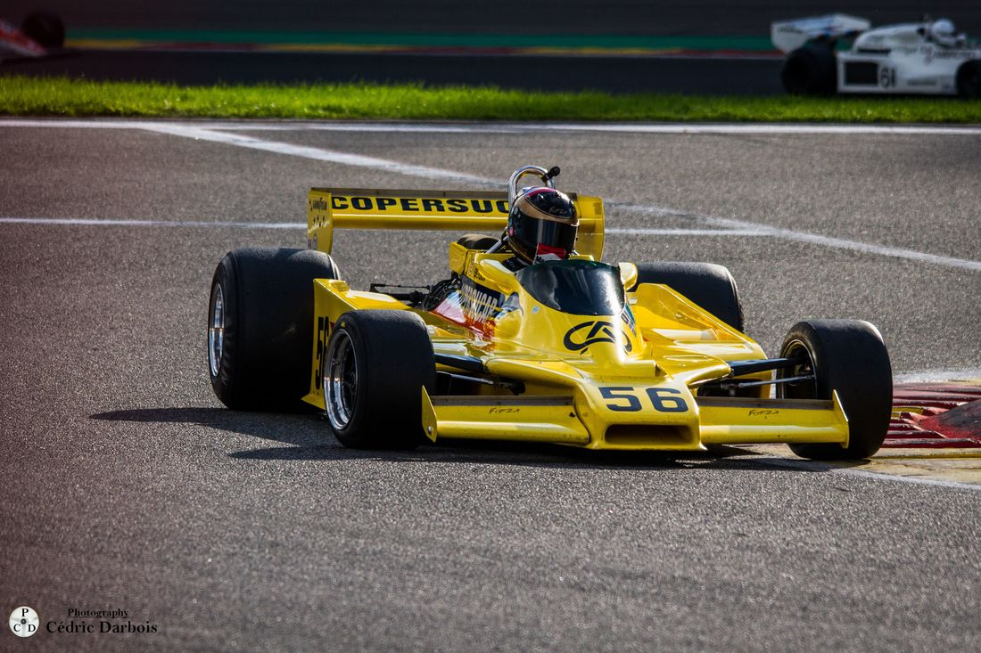 Max Smith-Hilliard / Fittipaldi F5A