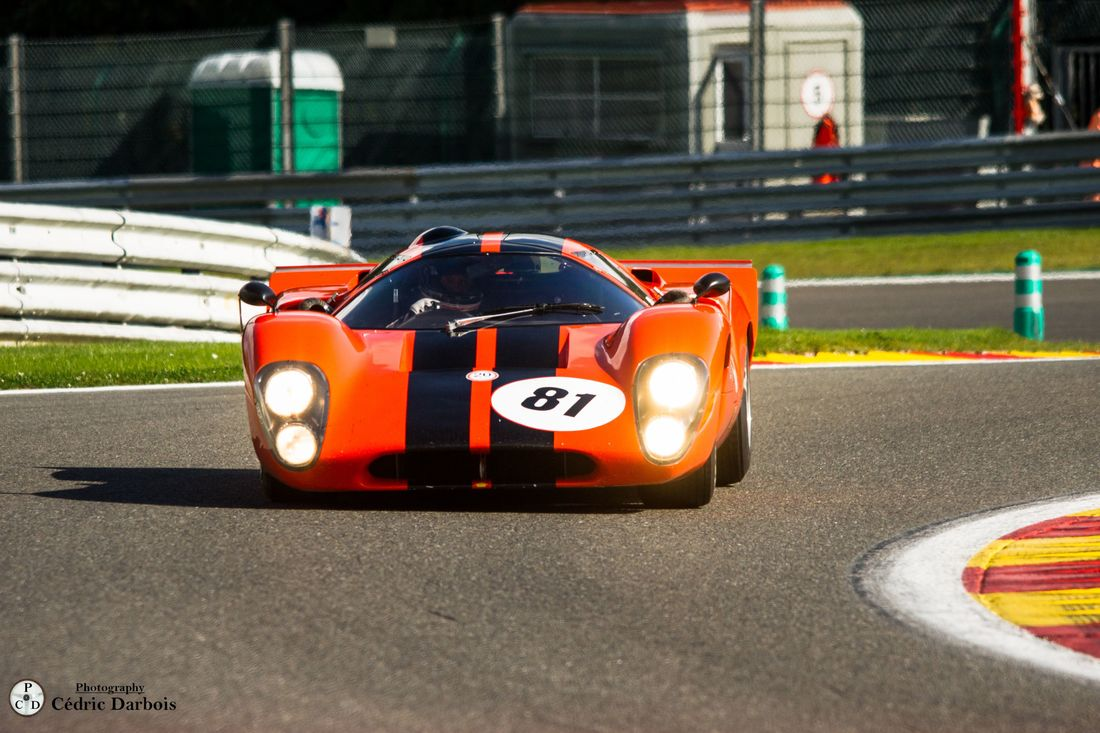 Chris Beighton / Lola T70 Mk3B