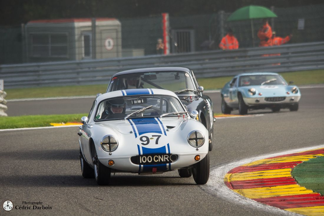 Nick Atkins / Lotus Elite