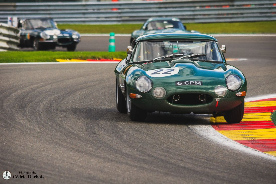 M.Costas / Jaguar E-Type