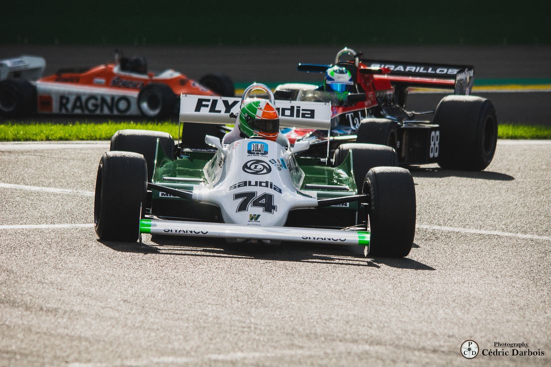 Mike Cantillon / Williams FW07